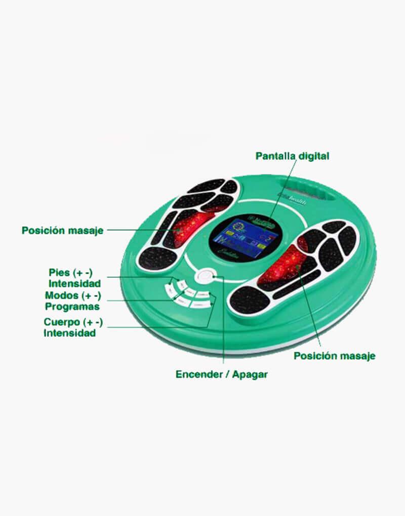Componentes del Biofield circulatorio