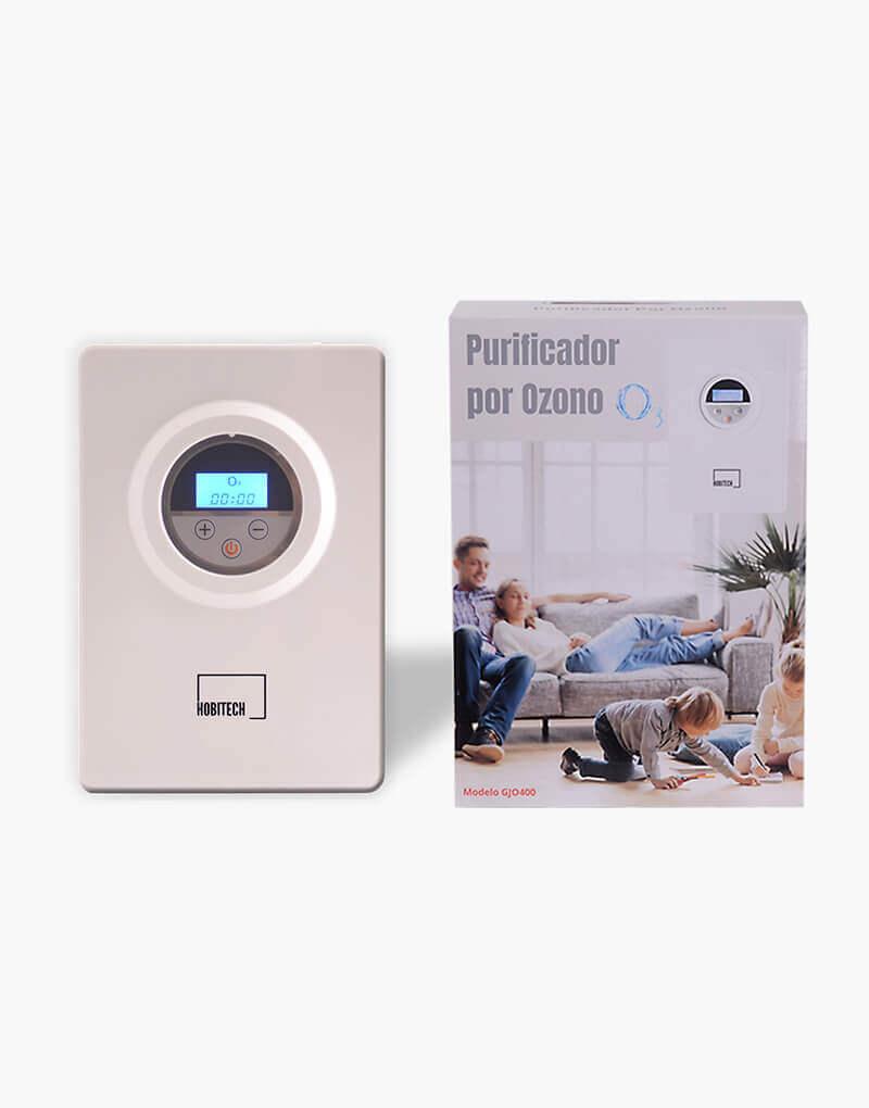 Generador Ozono Purificador
