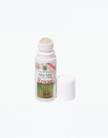 Roll-on Rescue Gel con Aloe Vera efecto Anti-inflamatorio