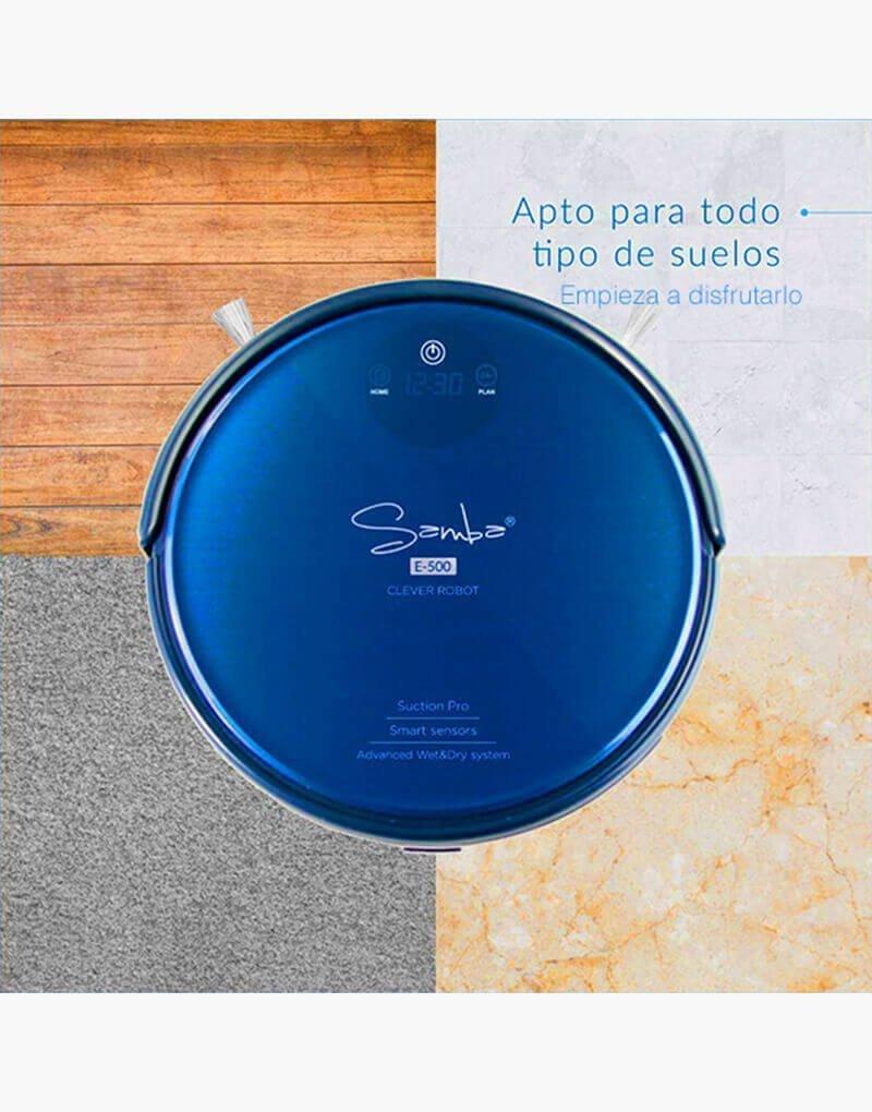 Samba Robot Aspirador