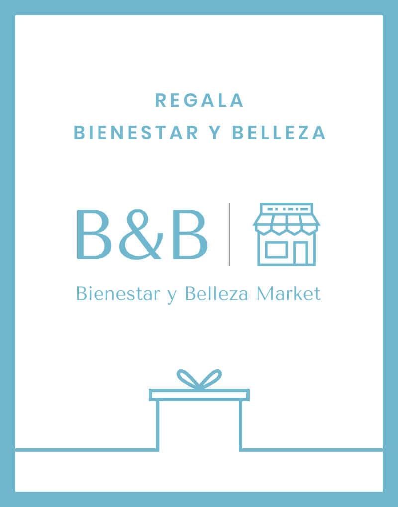 Tarjeta regalo Bienestar y Belleza Market