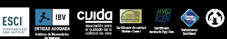 certificados colchon