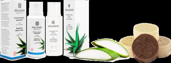 Pack de Aloe vera