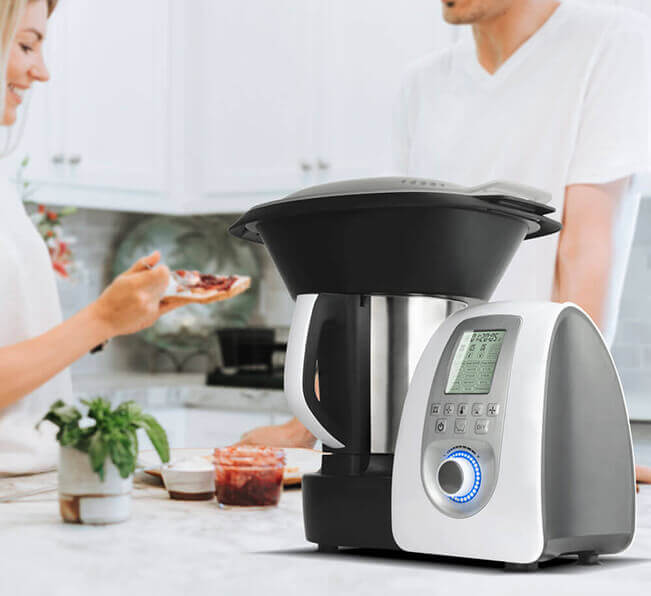 Cocina robot inteligente
