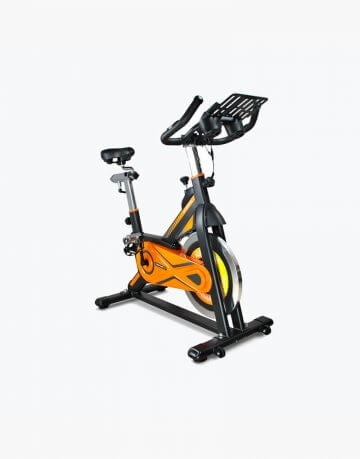 Bicicleta Spinning K2 Lateral
