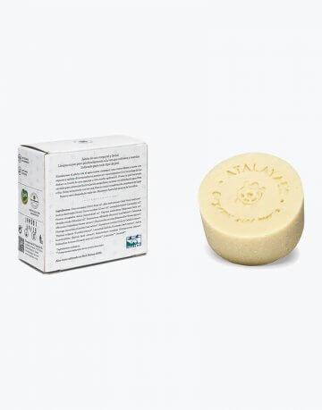 Jabón Facial Herbal Mediterráneo con Aloe Vera Natural