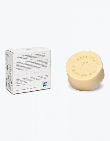 Jabón Natural Aloe Vera Calendula