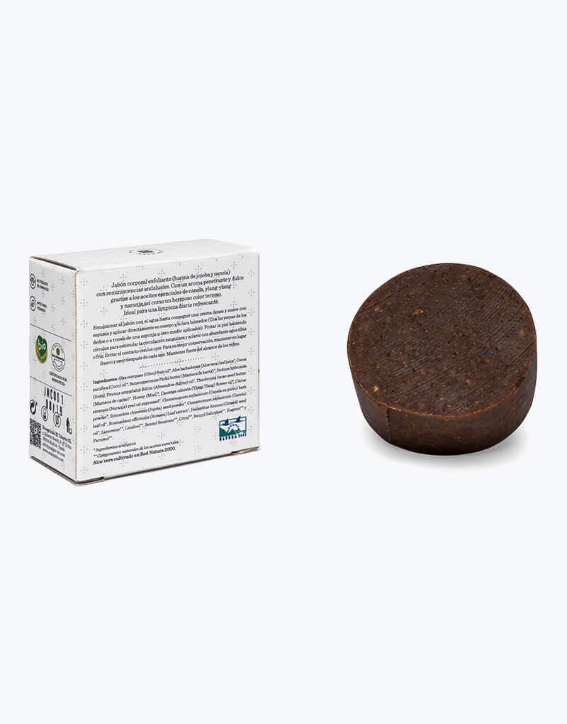 Jabón Natural Miel y Canela Natural