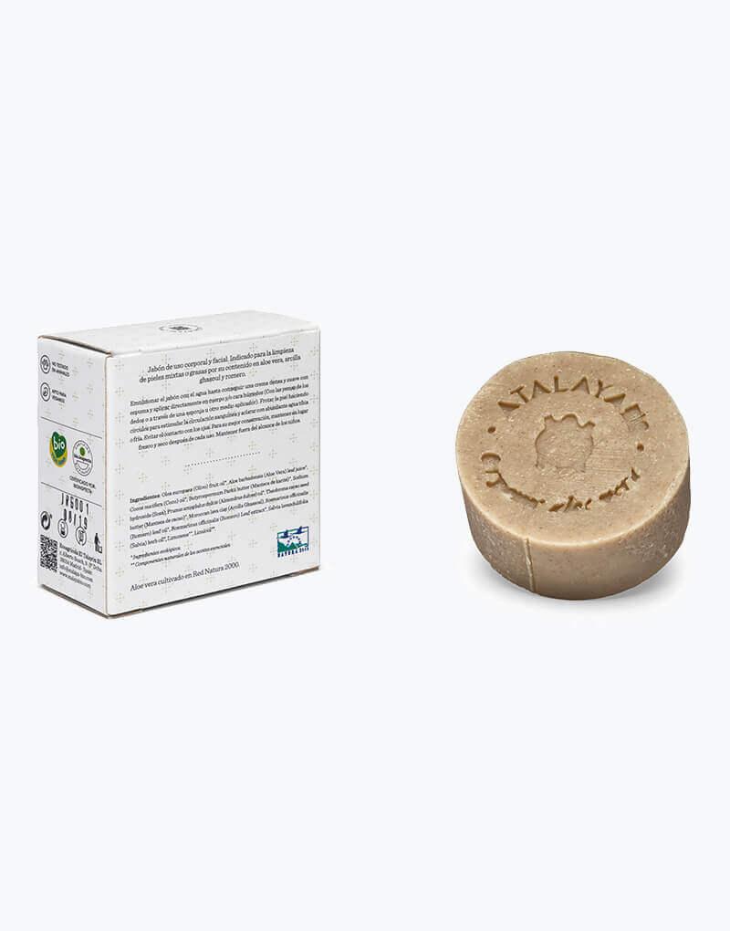 Jabón Natural producto eco y bio
