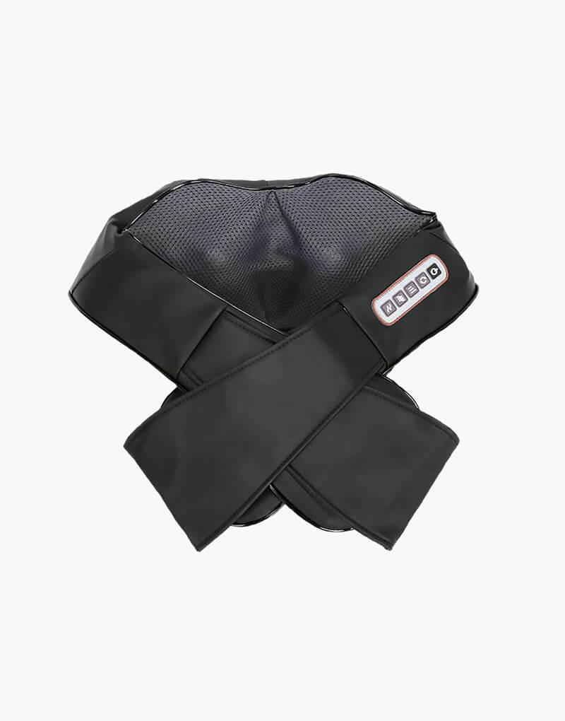 Masajeador para cuello con calor infrarrojo y vibración 4D