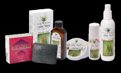 Pack Productos Naturales