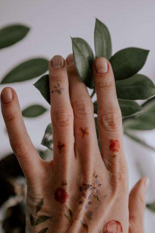 Uñas y Aloe Vera