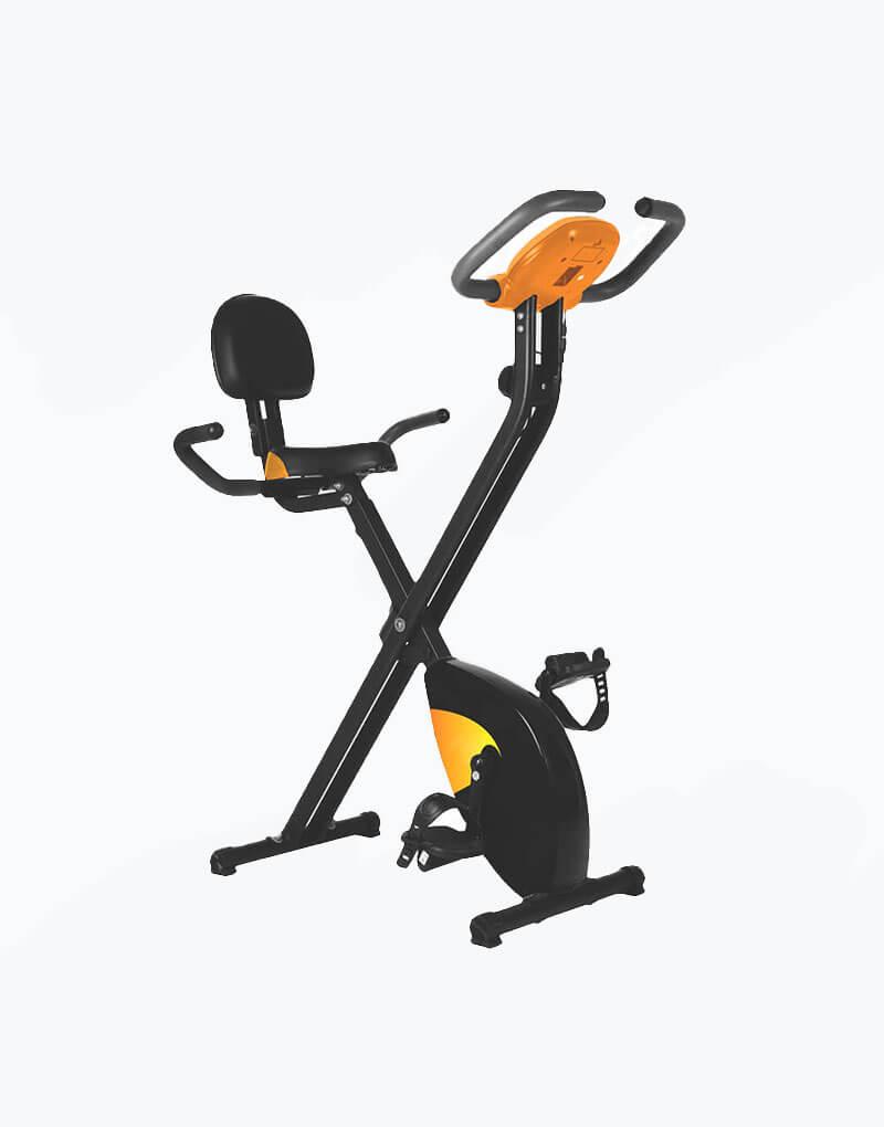 Bici Estática con Resplado